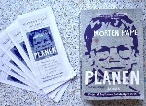 Morten Pape Planen, bogoplevelsen