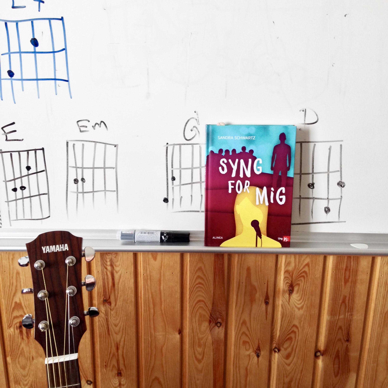 Syng for mig: Om at synge sig til en forelskelse i en lærer