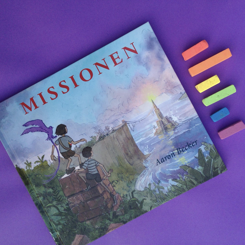 Missionen: en billedfortælling fra regnbuens verden