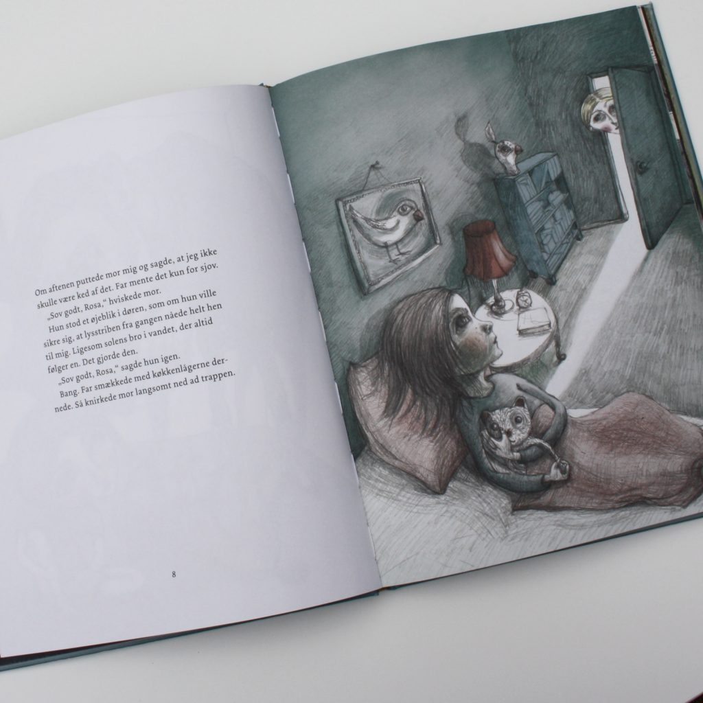 Hund, Tina Sakura Bestle, Anna Jacobina Jacobsen, bogoplevelsen
