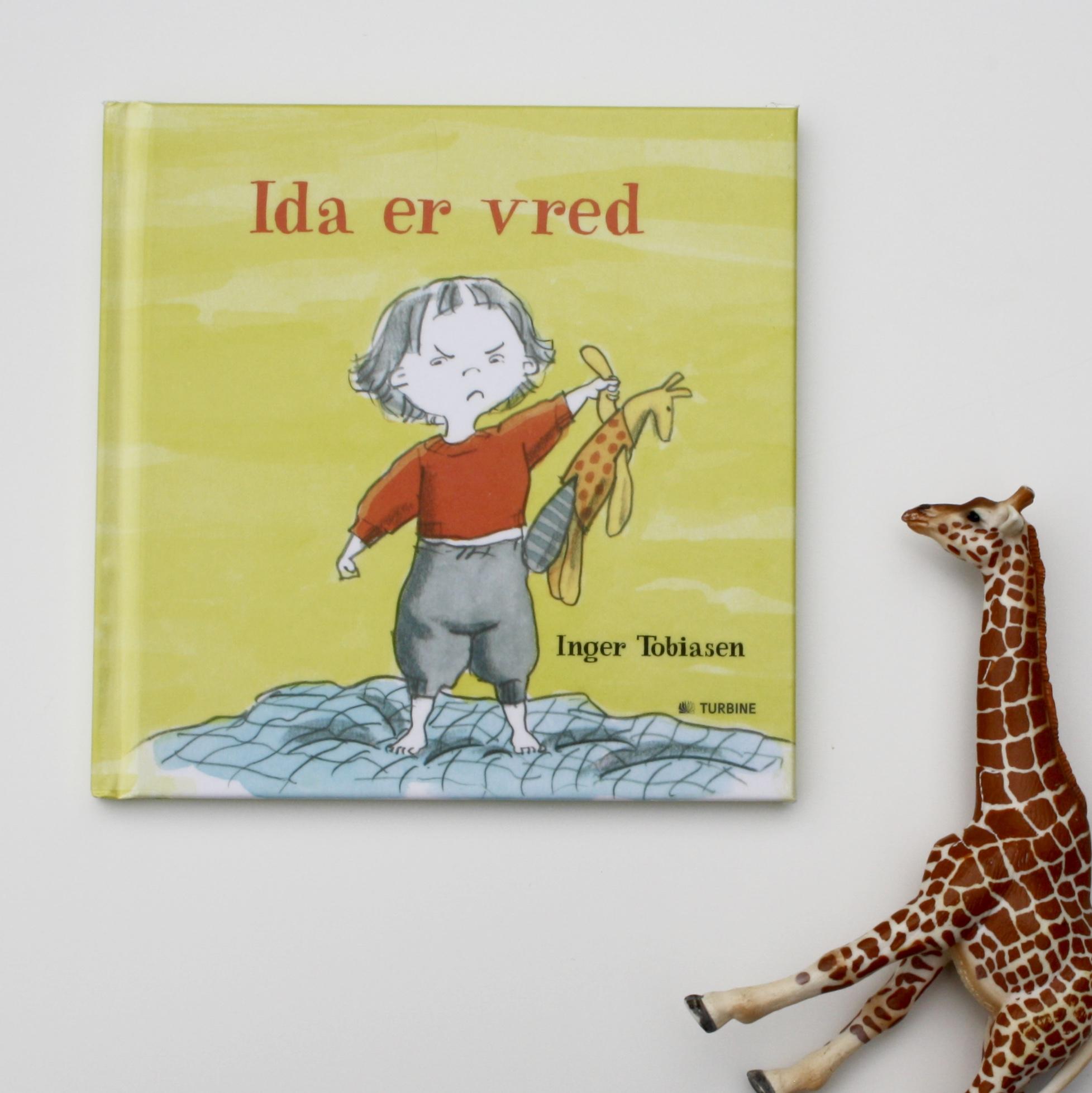 Ida er vred, Inger Tobiasen, bogoplevelsen