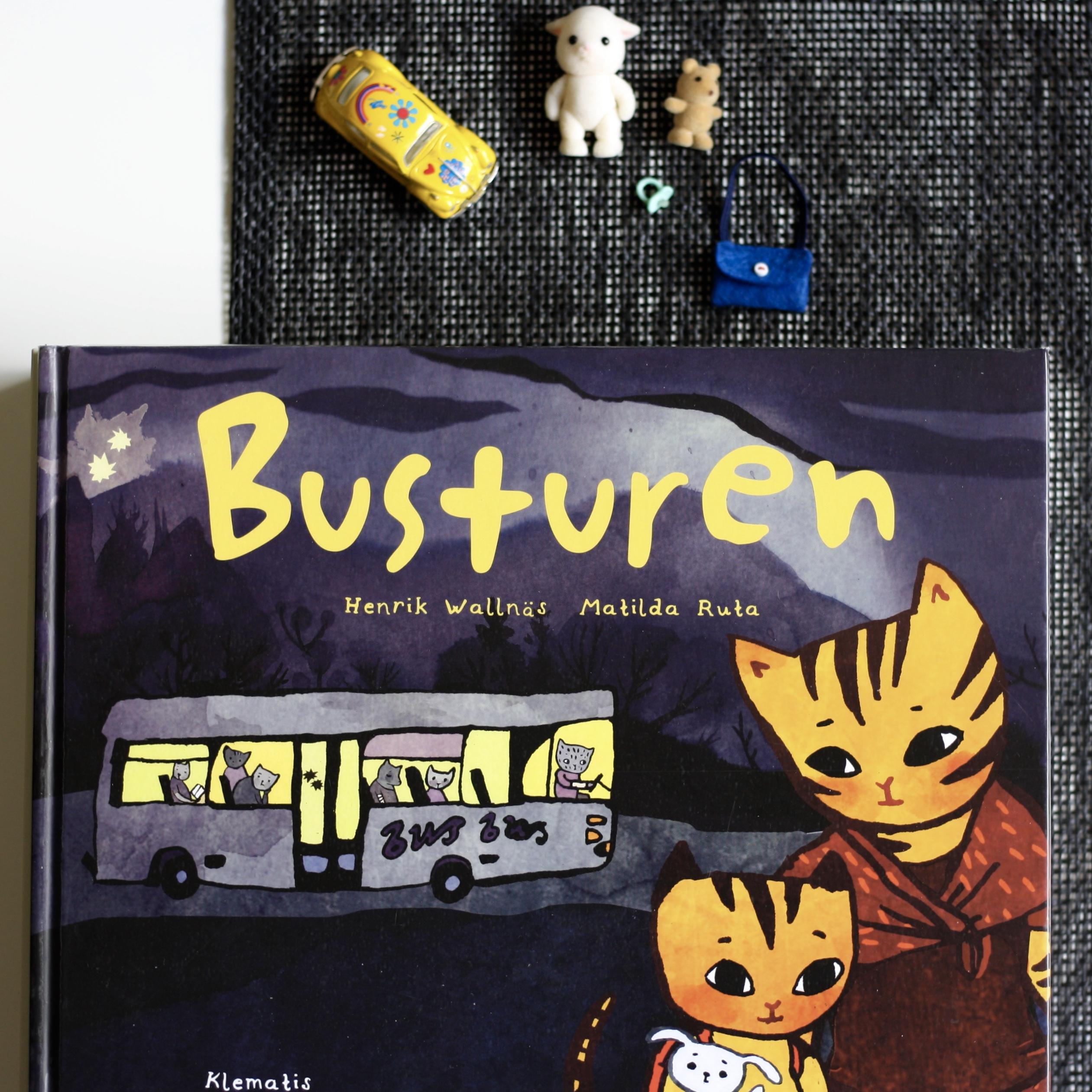 Busturen, Henrik Wallnäs, Matilda ruta, bogoplevelsen