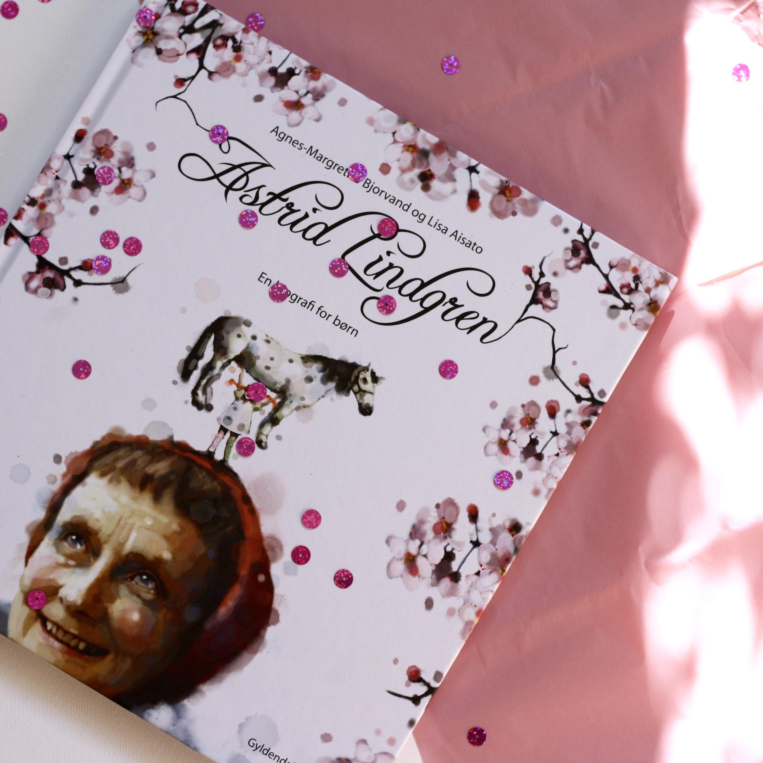 Astrid Lindgren - en biografi for børn, Agnes-Margrethe Bjorvand, Lisa Aisato