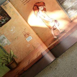 Hallo, jeg er her også, Brigitte Endres, Joëlle Tourloniasm, bogoplevelsen
