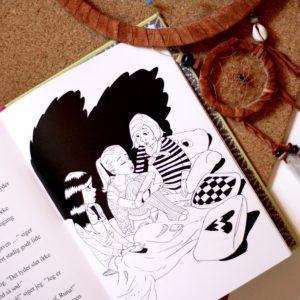 Et strejf af magi 4: drømmekæresten, sandra schwartz, lars hornemann, bogoplevelsen