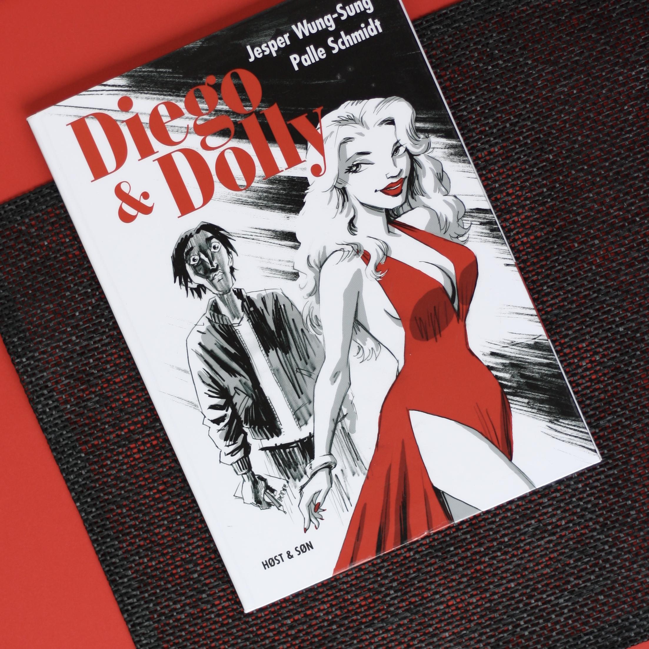 Diego og Dolly, Jesper Wung-Sung, Palle Schmidt, Bogoplevelsen