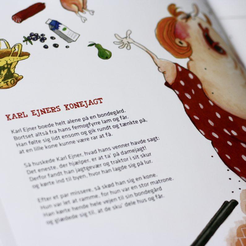 Monsterskolen, Stine de Paoli, Bo Odgård Iversen, Bogoplevelsen