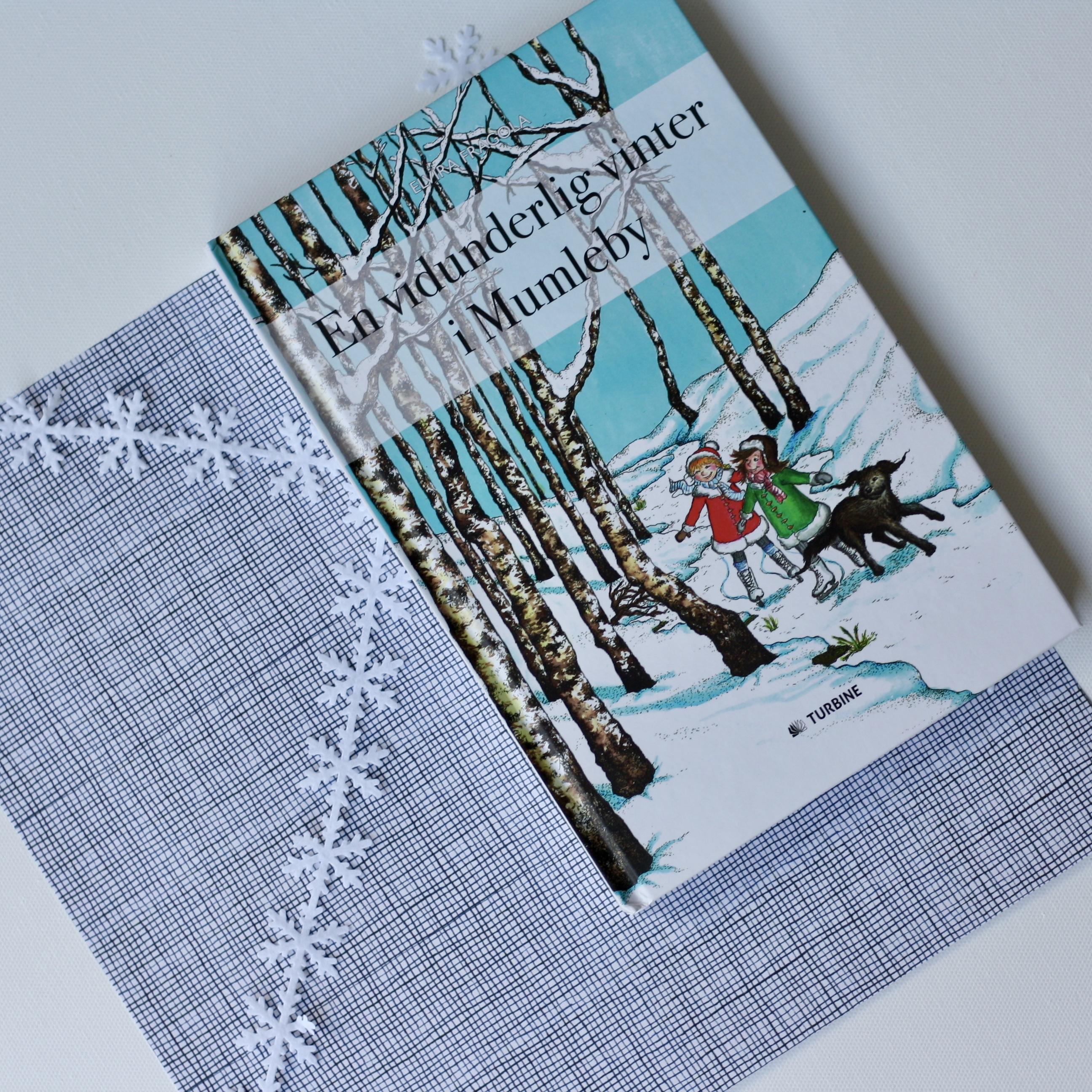 En vidunderlig vinter i Mumleby, Elvira Fragola, Bogoplevelsen