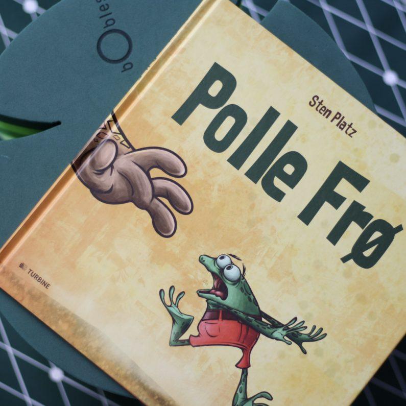 Polle Frø, Sten Platz, Bogoplevelsen