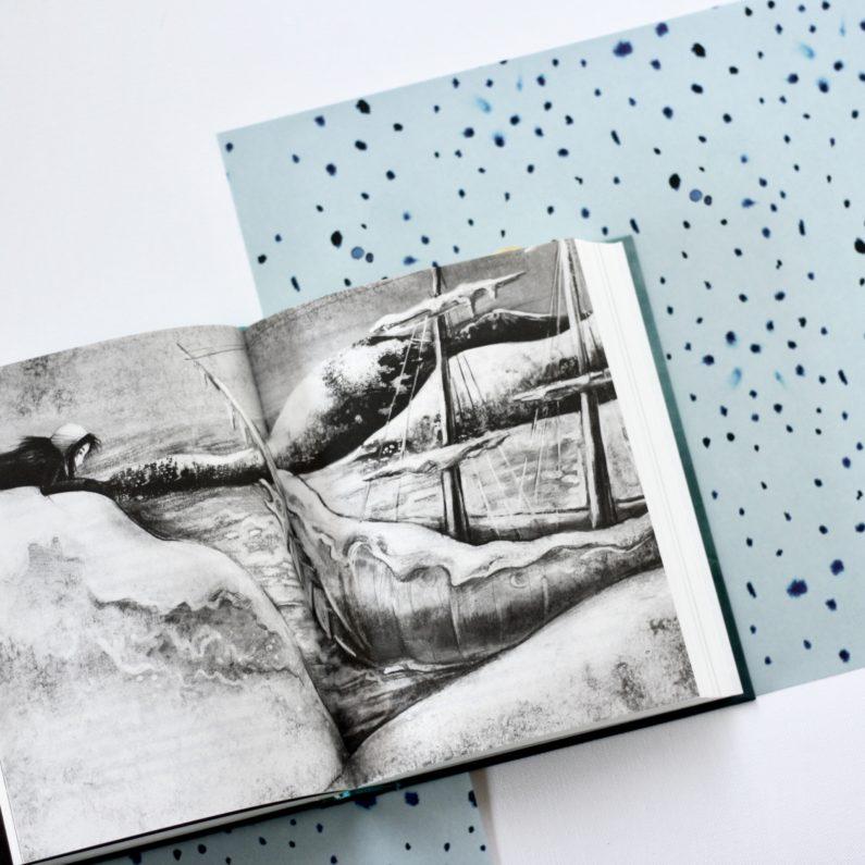 Ishavspirater, Frida Nilsson, Sofie Børsting, Bogoplevelsen