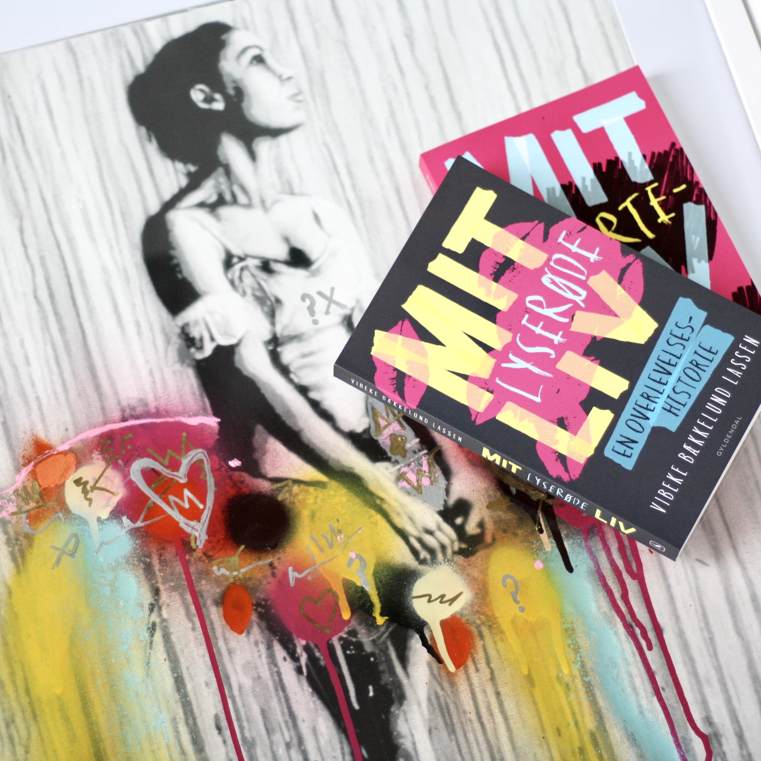 Mit lorteliv - en kærlighedshistorie, Mit lyserødeliv - en overlevelseshistorie, Vibeke Bækkelund Lassen, Bogoplevelsen