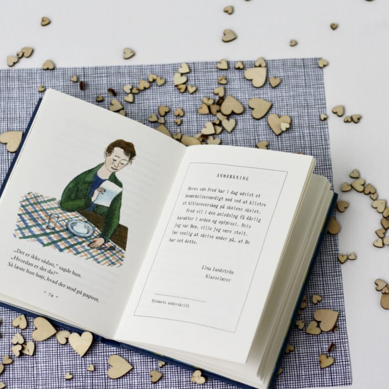 en lille bog om kærlighed