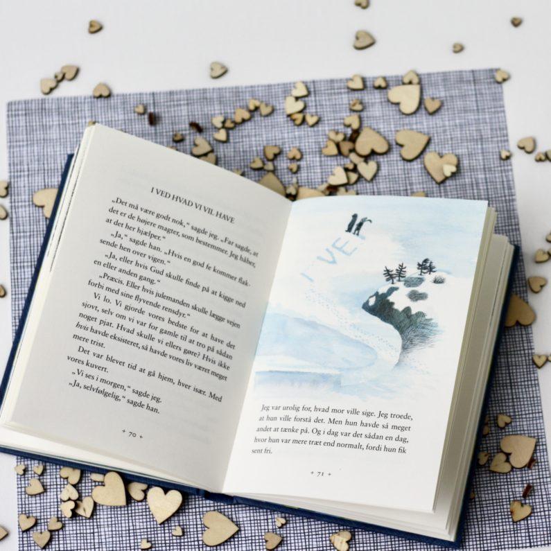 En lille bog om kærlighed, Ulf Stark, Ida Björs, Bogoplevelsen