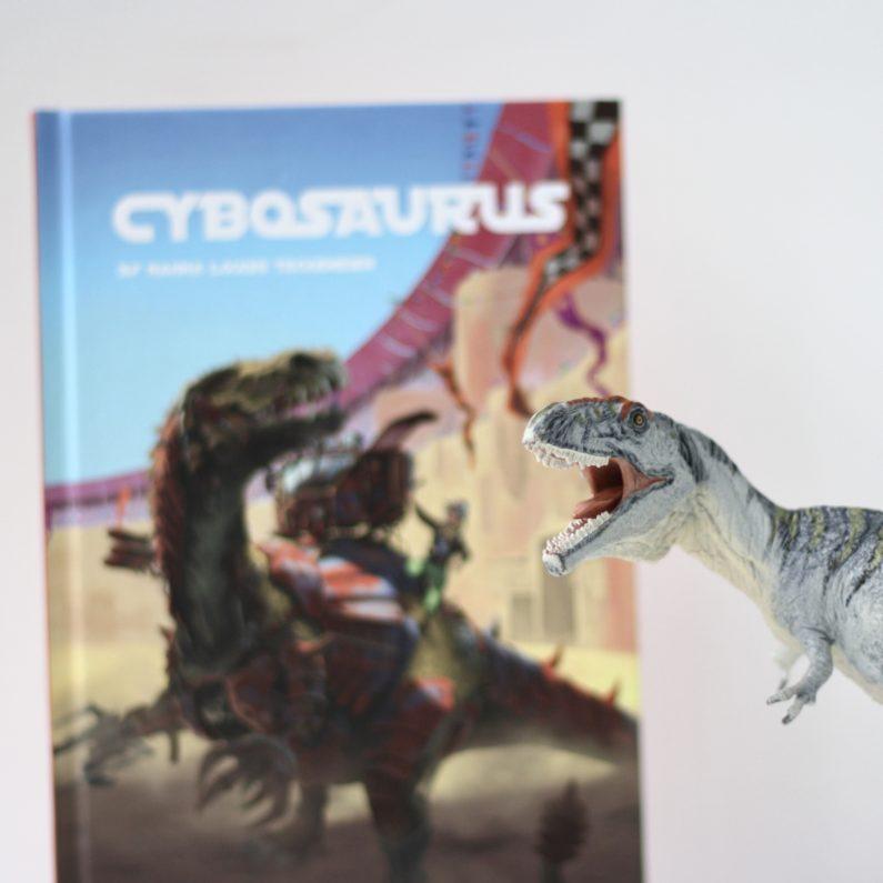 Cybosaurus, Nanna Louise Teckemeier, Bogoplevelsen