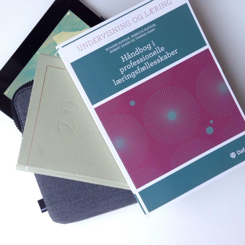 Håndbog i professionelle læringsfællesskaber, Bogoplevelsen
