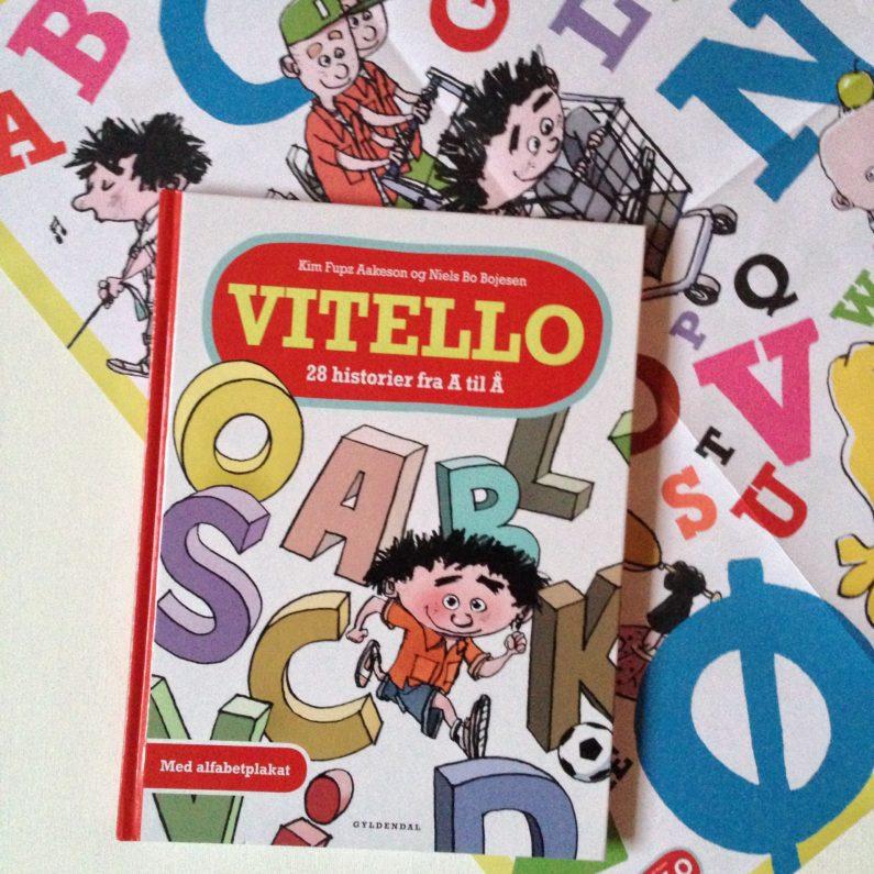 Vitello, Kim Fupz Aakeson, Niels Bo Bojesen, Bogoplevelsen