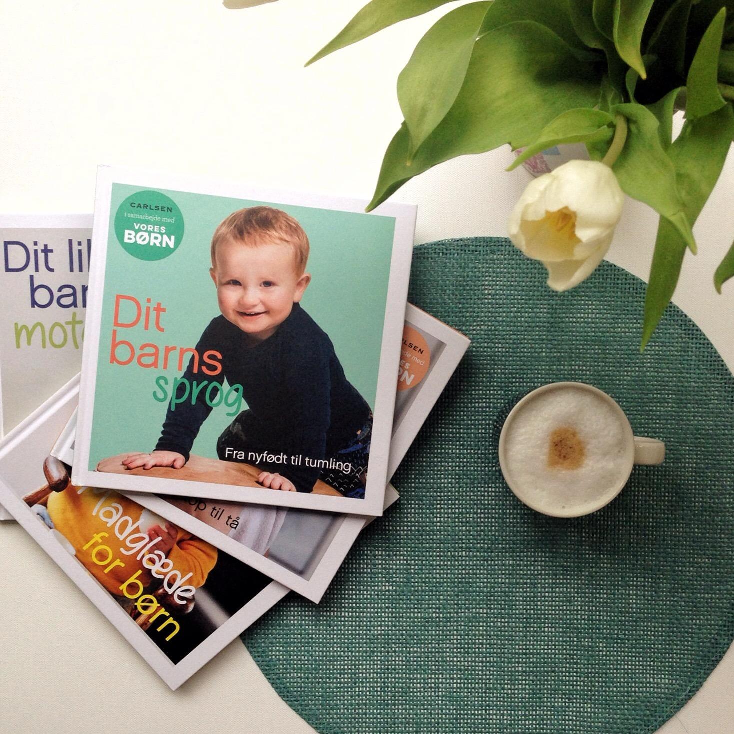 vores børn, babys udvikling, carlsen,  bogoplevelsen