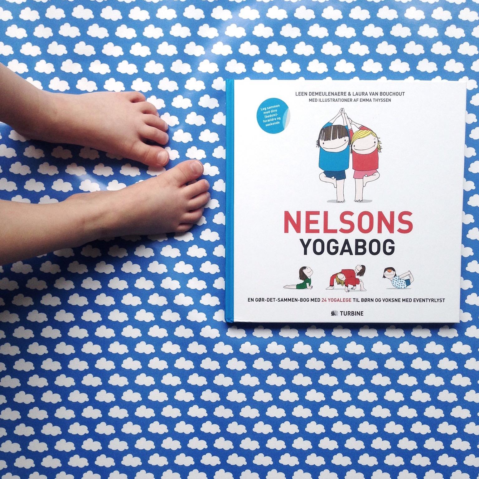 Nelsons yogabog,  Bogoplevelsen, Leen Demeulenaere , Laura van Bouchout