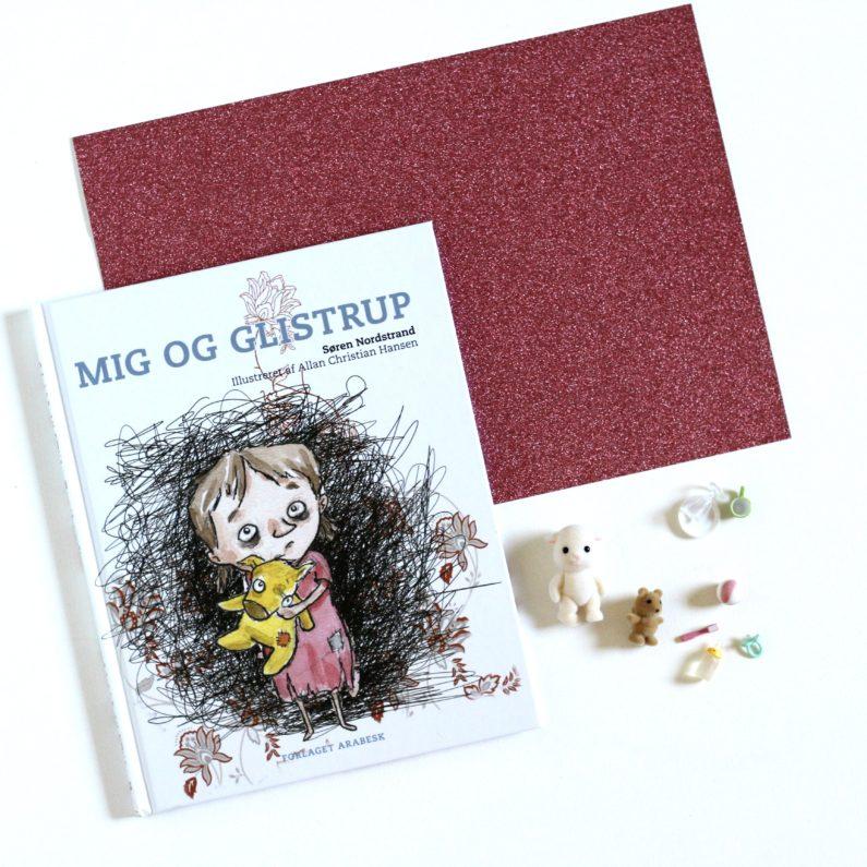 Mig og Glistrup, Søren Nordstrand, Allan Christian Hansen, Bogoplevelsen
