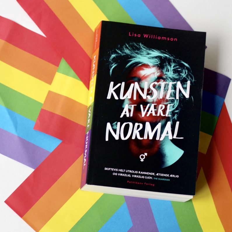 Kunsten at være normal, Lisa Williamson, Bogoplevelsen