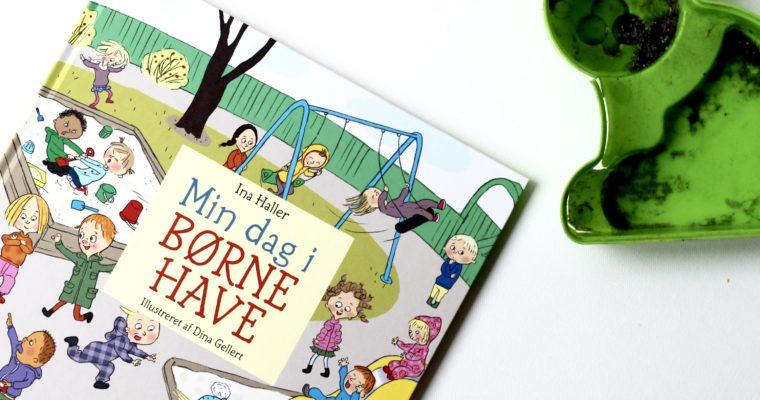 Min dag i børnehave: en samtalebog