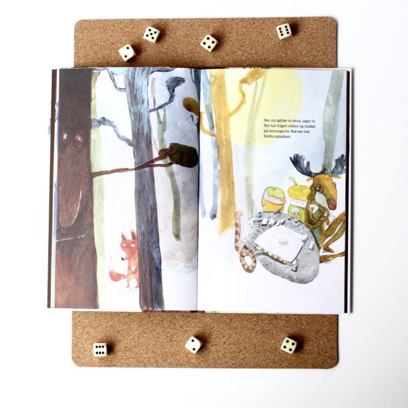 Træet, dyrene og os, Hanne Kvist, Bogoplevelsen