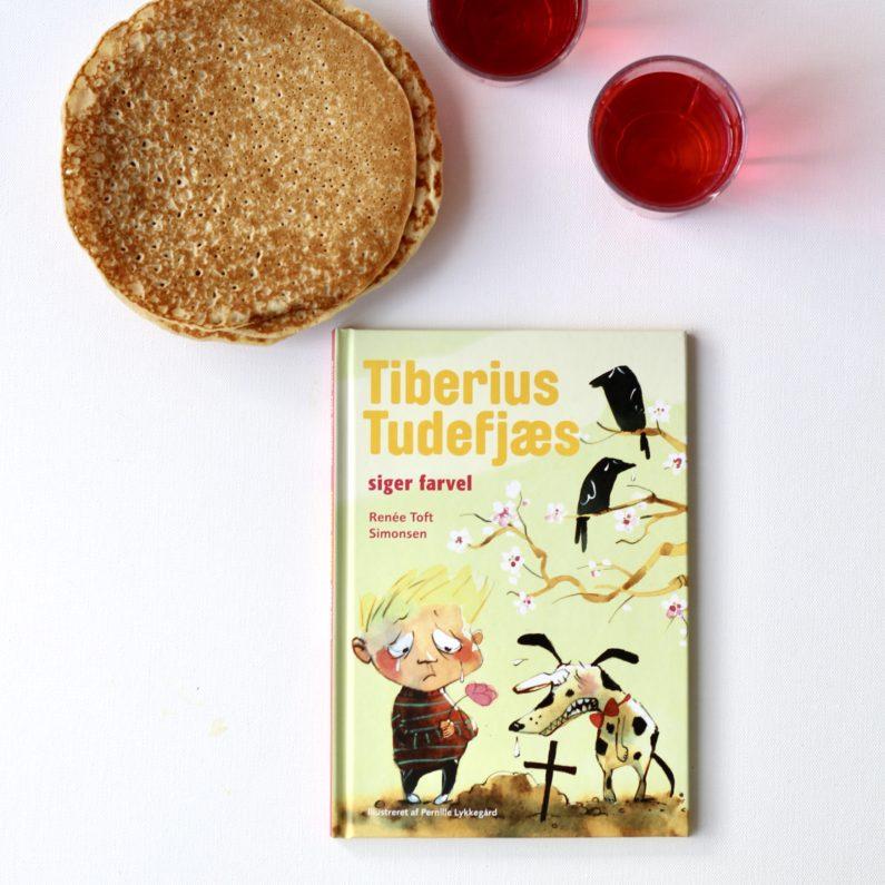Tiberius Tudefjæs siger farvel, Renée Toft Simonsen, Pernille Lykkegård, Bogoplevelsen