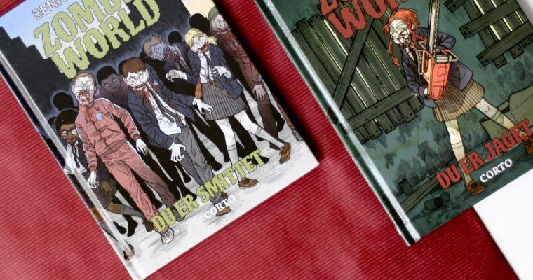 Zombieworld: en omvendt zombiehistorie