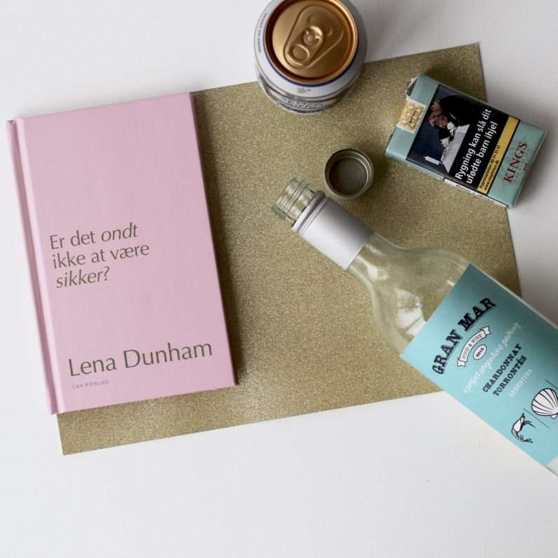 Lena Dunham, Er det ondt ikke at være sikker?, Bogoplevelsen