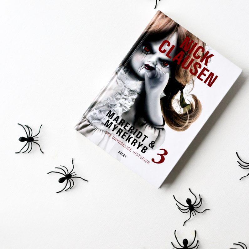 Nick Clausen, Mareridt og myrekryb, Bogoplevelsen