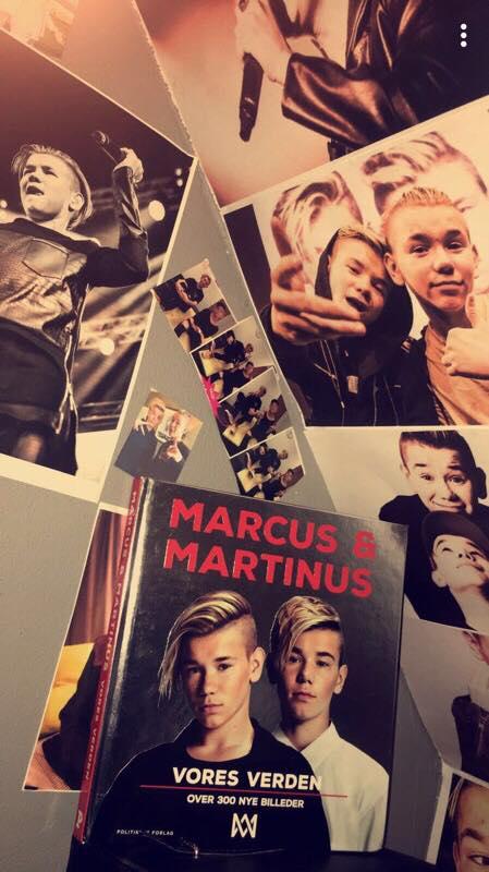 Marcus & Martinus, Marcus & Martinus - vores verden, Bogoplevelsen