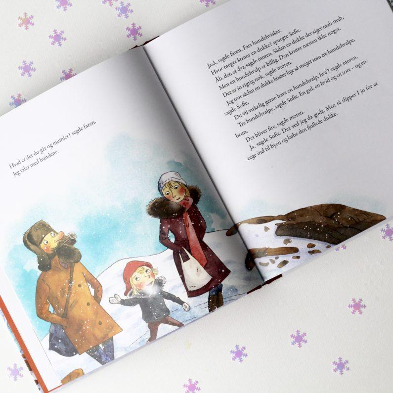 Pigen der kunne tale med hunde, Kim Leine, Peter Bay Alexandersen, Bogoplevelsen