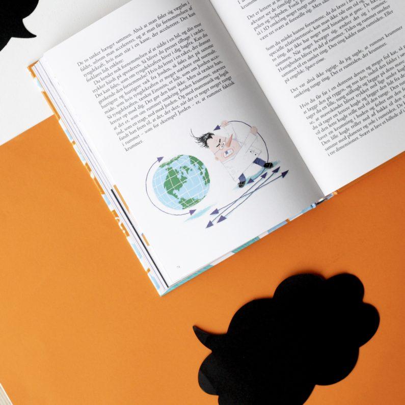 Bogen om verden, Johan Olsen, T. Hjorthaab, Bogoplevelsen