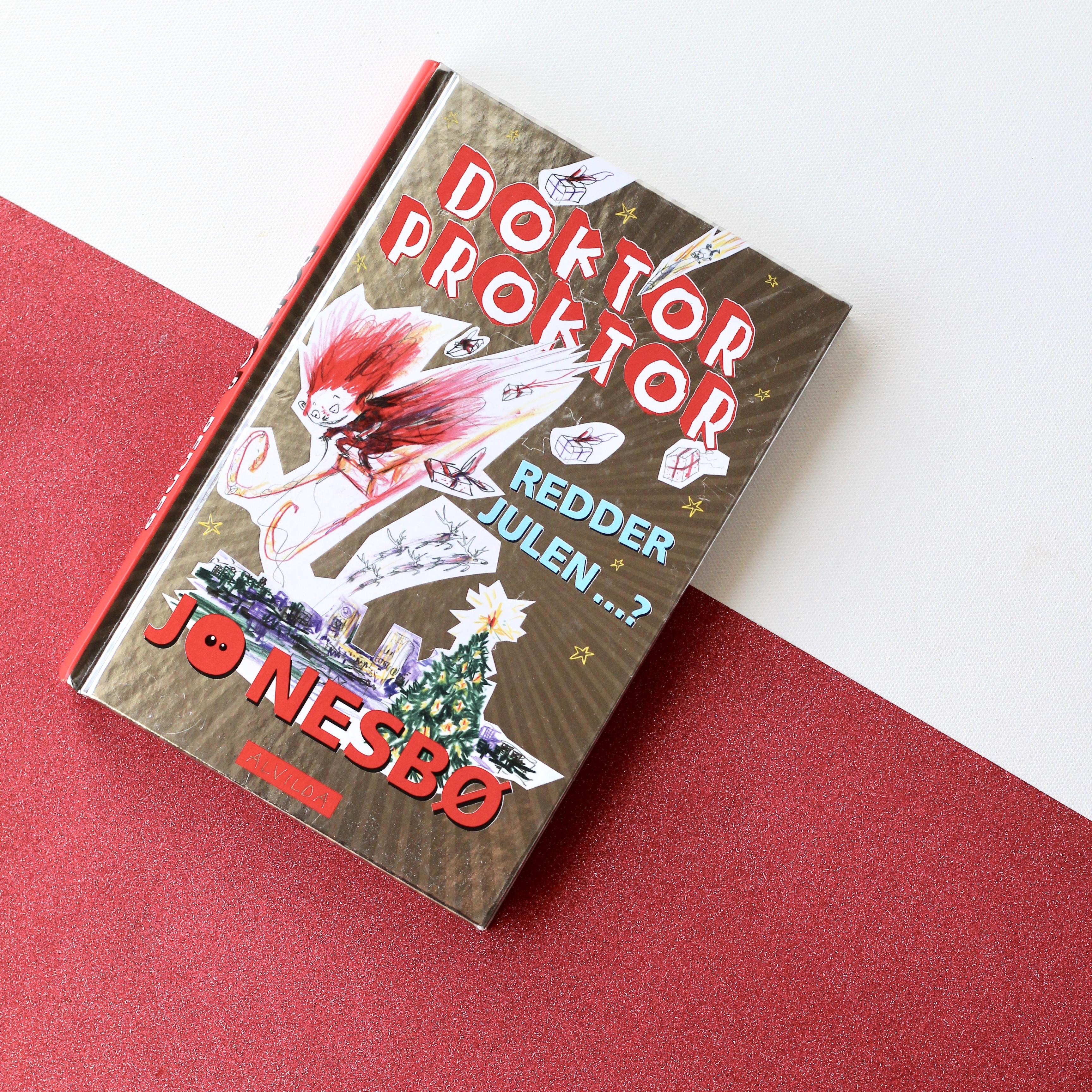 Doktor Proktor redder julen, Jo Nesbø, Bogoplevelsen