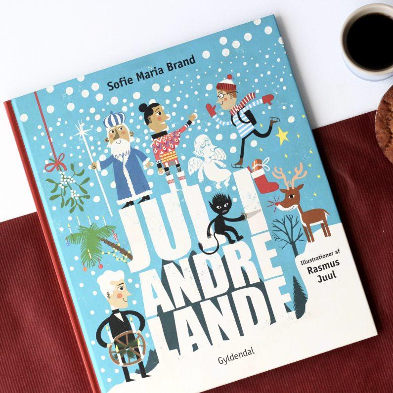 Jul i andre lande, Sofie Maria Brand, Rasmus Juul, Bogoplevelsen