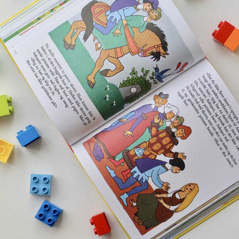 De Bedste Ælle Bælle-Historier, Bogoplevelsen