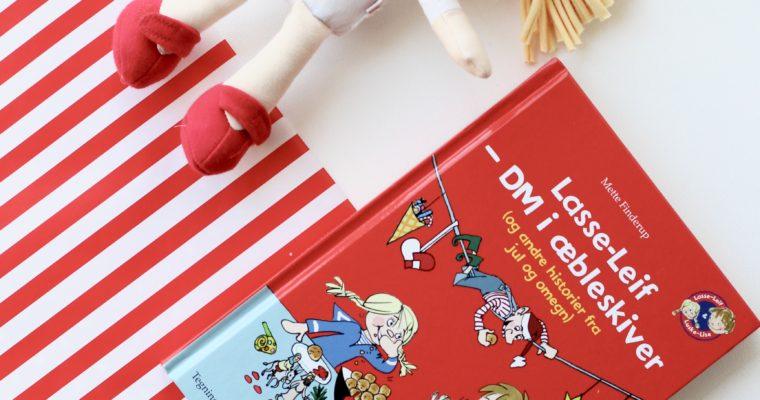 Lasse-Leif – DM i æbleskiver: kærlig julehistorie