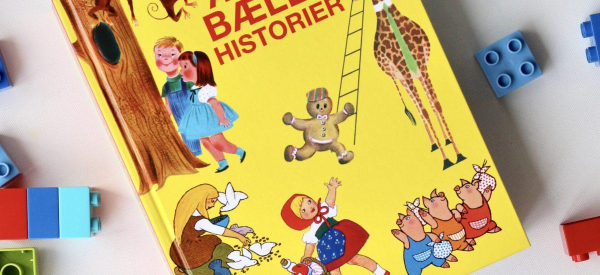 Ælle Bælle-historier: nostalgi for fuld udblæsning