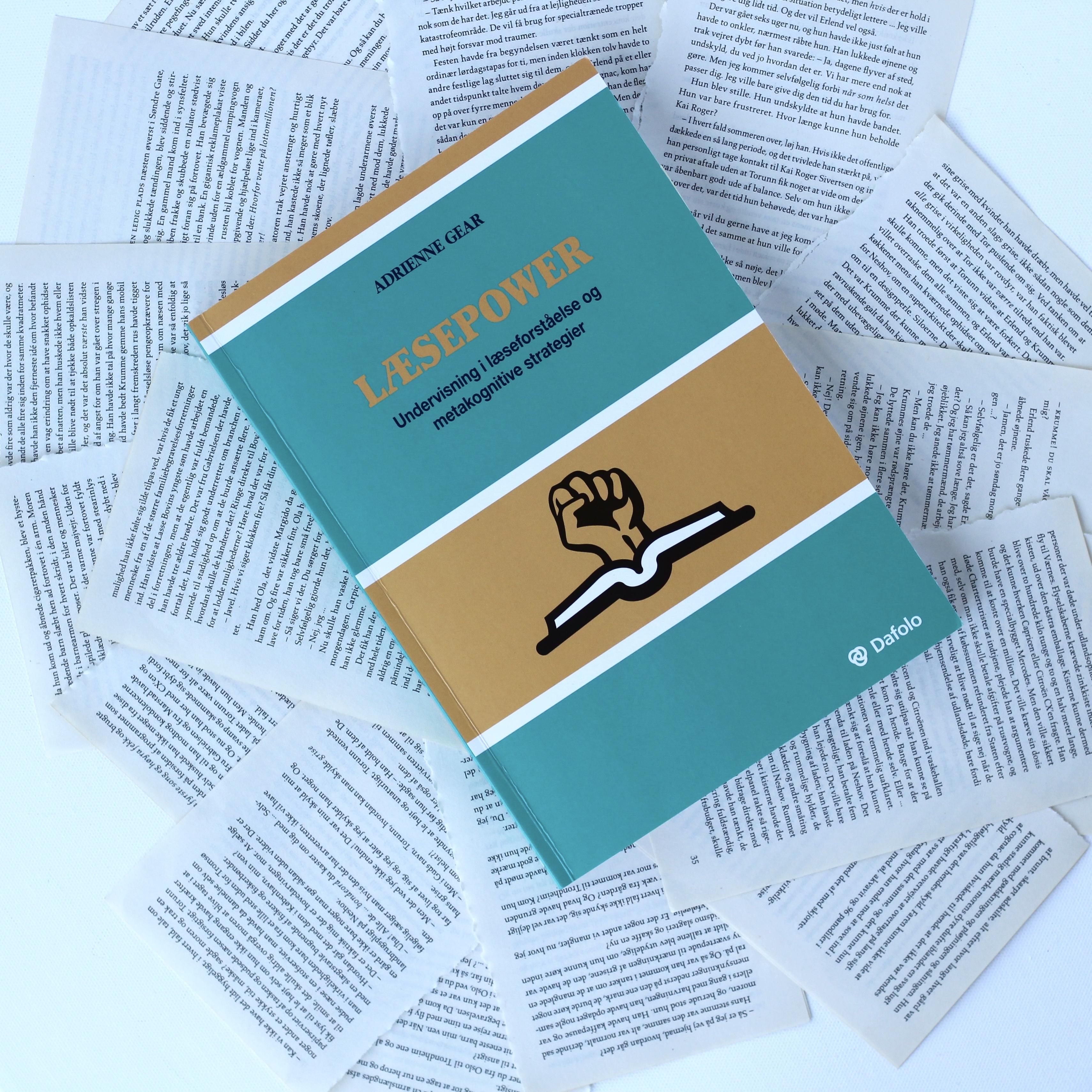 Adrienne Gear, Læsepower, Bogoplevelsen