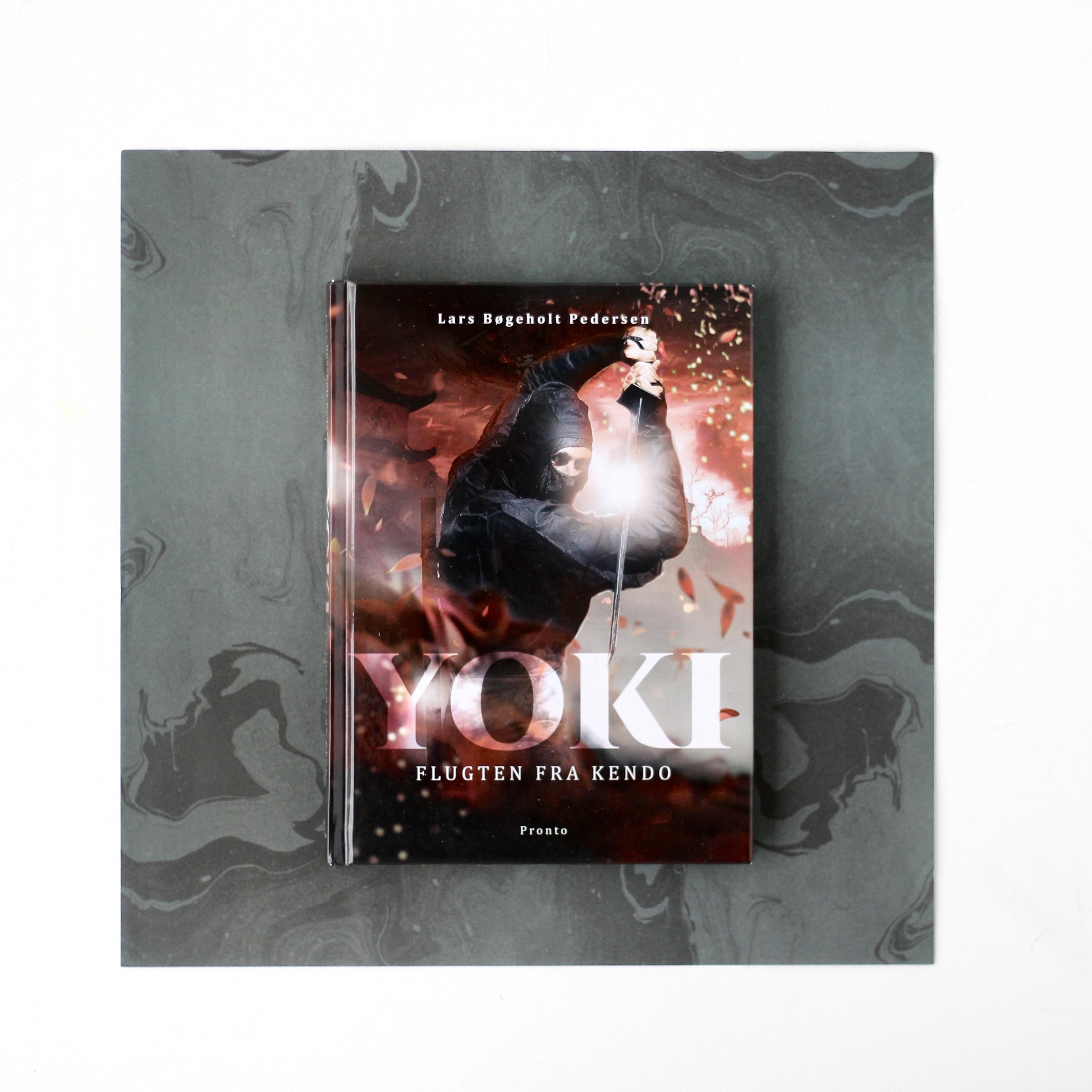 Yoki, Lars Bøgeholdt Pedersen, Bogoplevelsen
