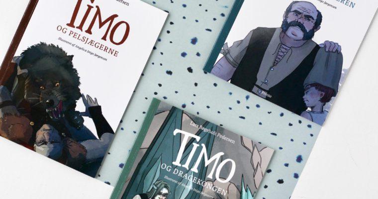 Timo: hæderlige letlæsningsbøger