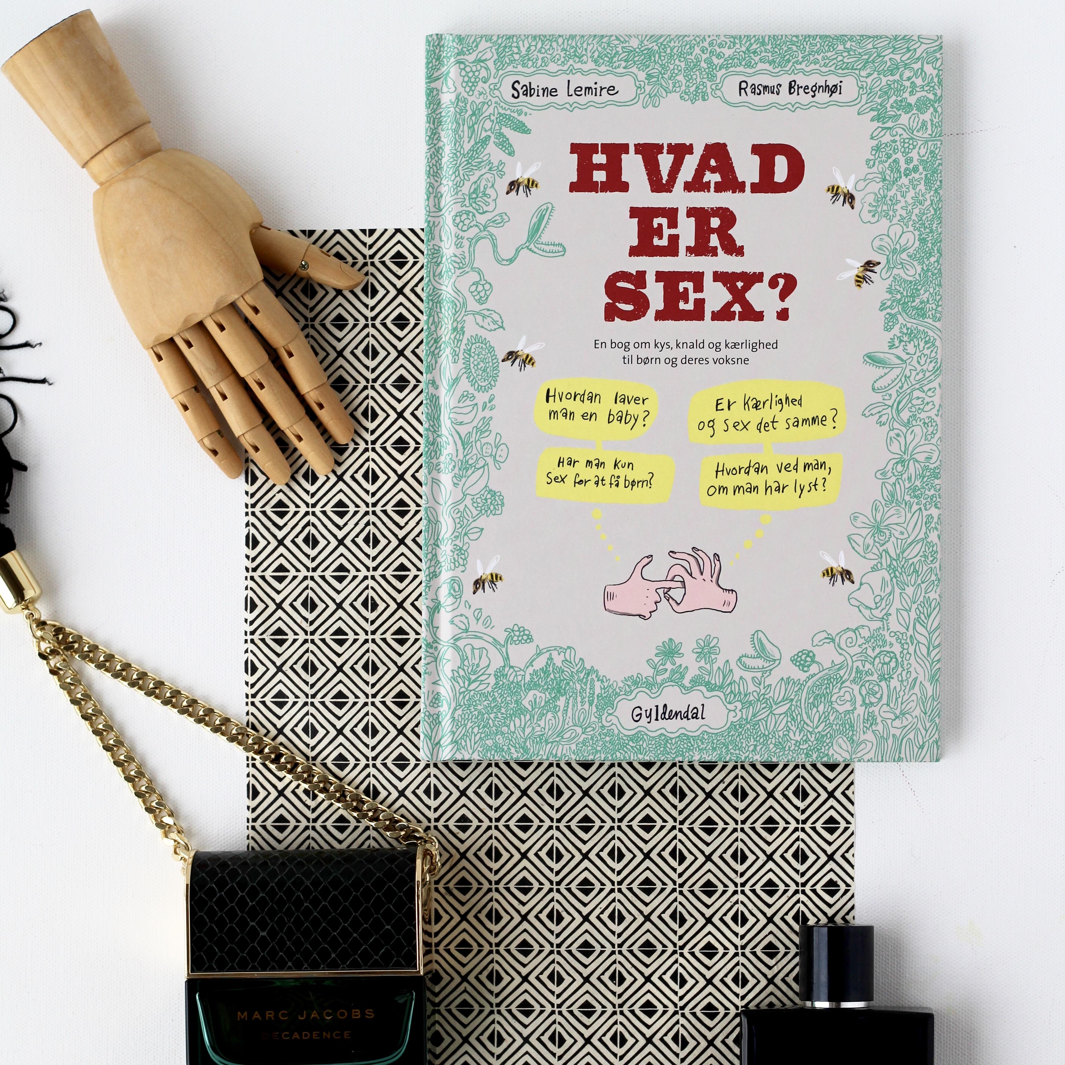 Hvad er sex? Sabine Lemire, Rasmus Bregnhøi, Bogoplevelsen