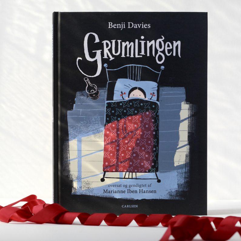 Benji Davies, Marianne Iben Hansen, Grumlingen, Bogoplevelsen