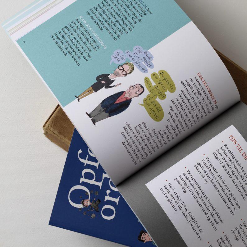 Sabine Lemire, Rasmus Bregnhøi, Opfør dig ordentligt, Bogoplevelsen