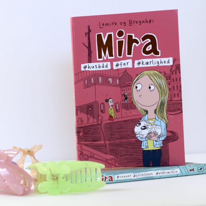 Mira, Sabine Lemire, Rasmus Bregnhøi, Bogoplevelsen
