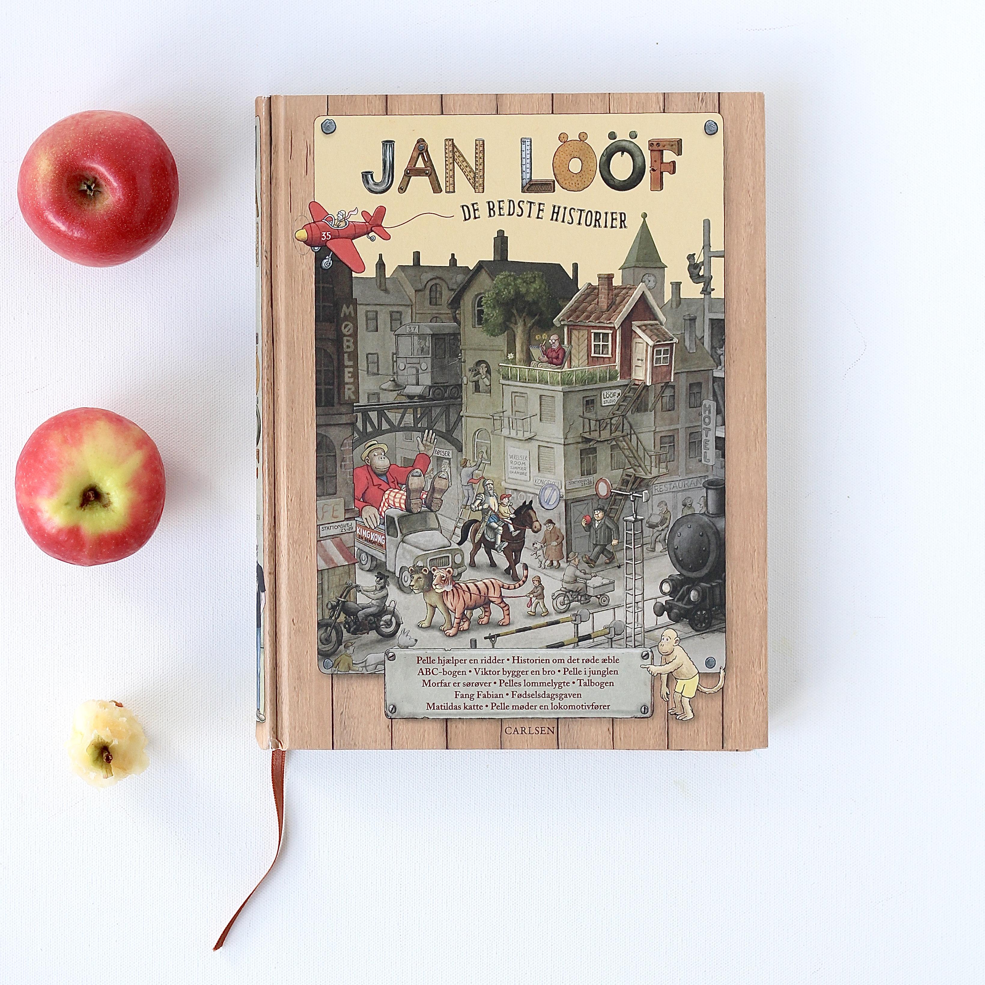 Jan Lööf, De bedste historier, Bogopelvelsen