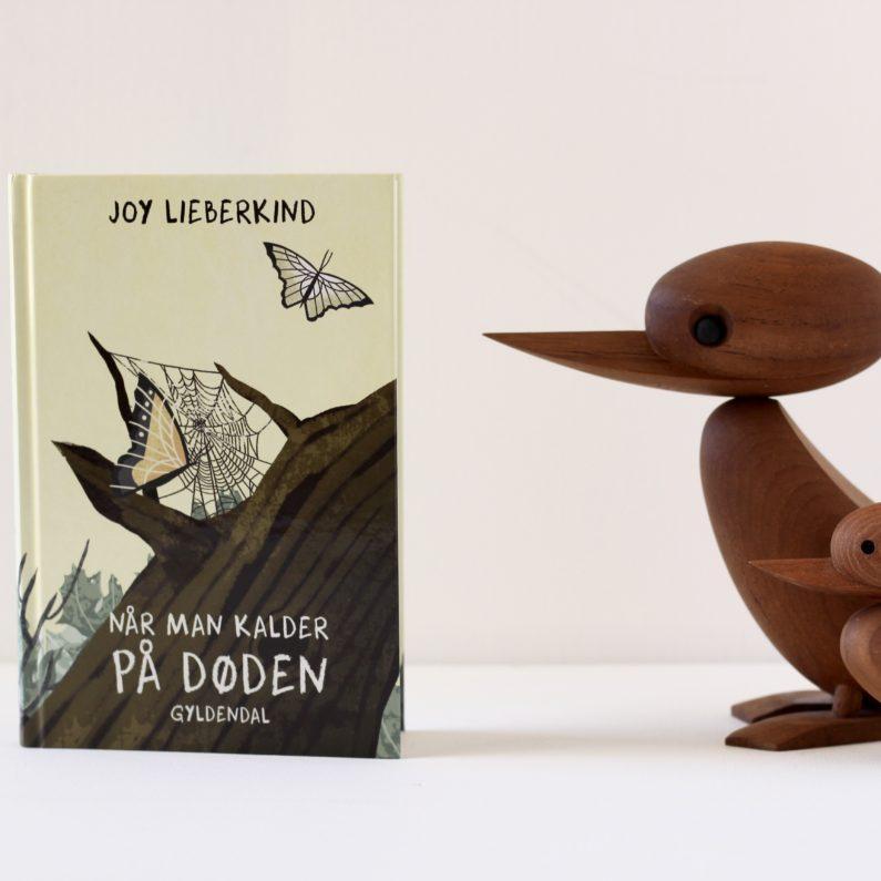Joy Lieberkind, Når man kalder på døden, Bogoplevelsen