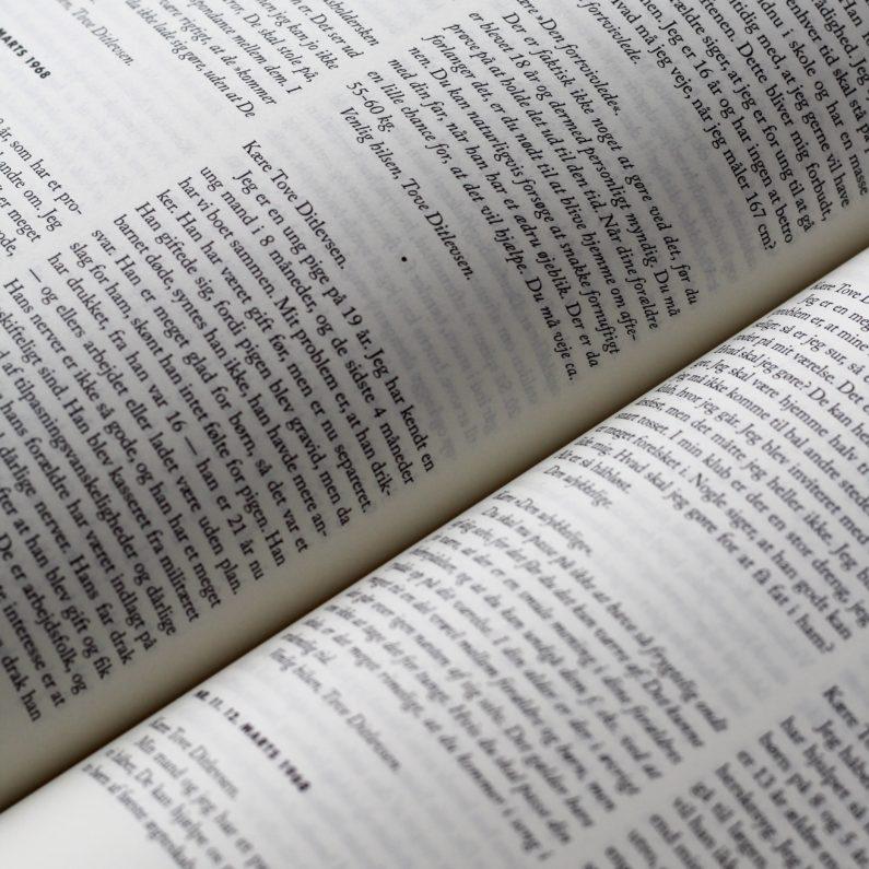Tove Ditlevsen, Små hverdagsproblemer, Bogoplevelsen