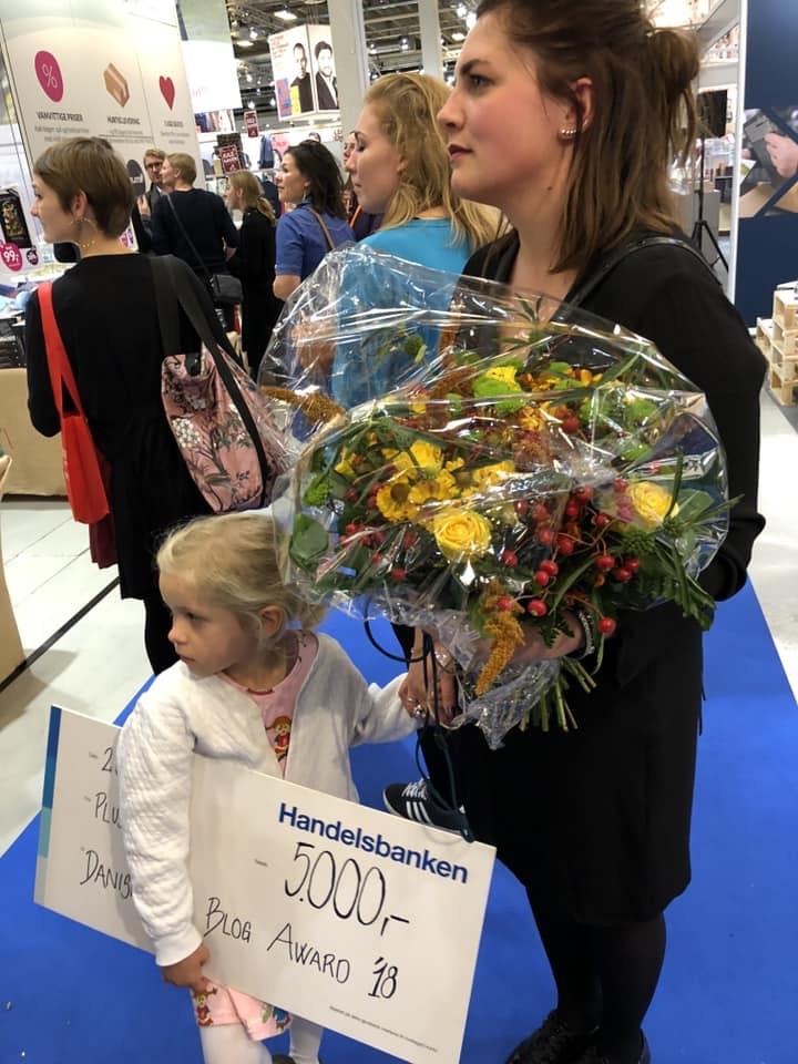 DBBA 2018, plusbog, vinder, årets bogblogger, bogoplevelsen