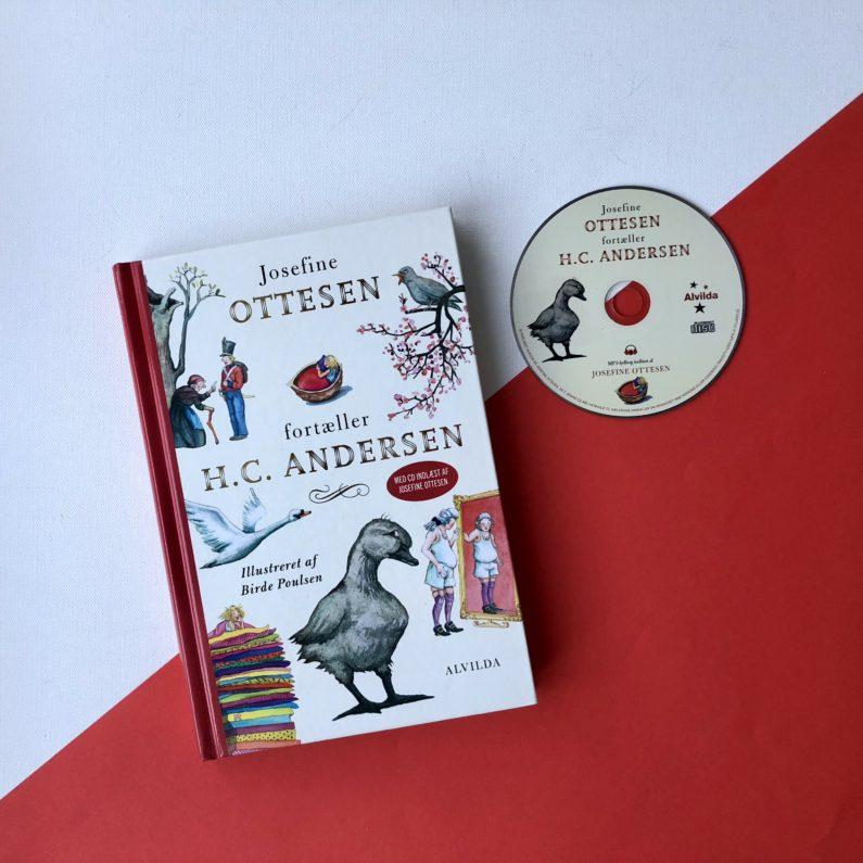 Josefine Ottesen fortæller H.C andersen, bogoplevelsen